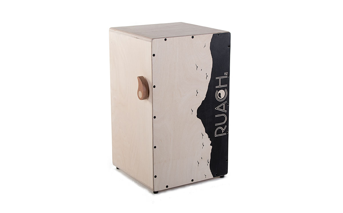 Ruach Switch Cajon Instant Snare Birch Body 4