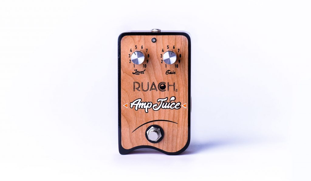 Ruach Amp Juice Drive / Boost Pedal