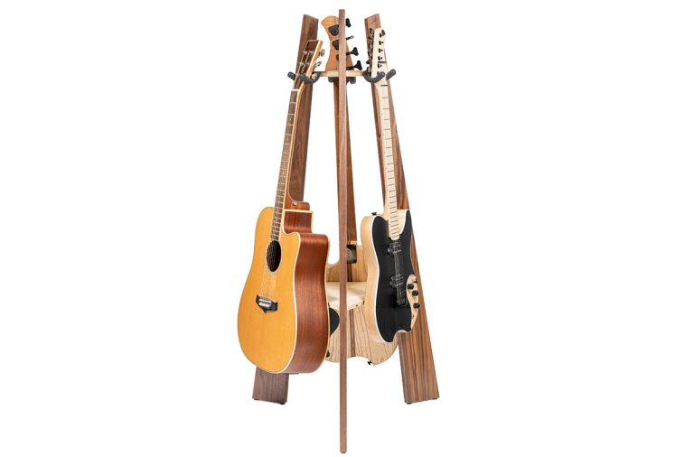 guitar multi stand